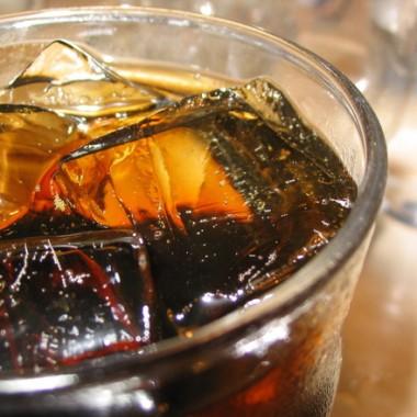 imagem copo com coca cola